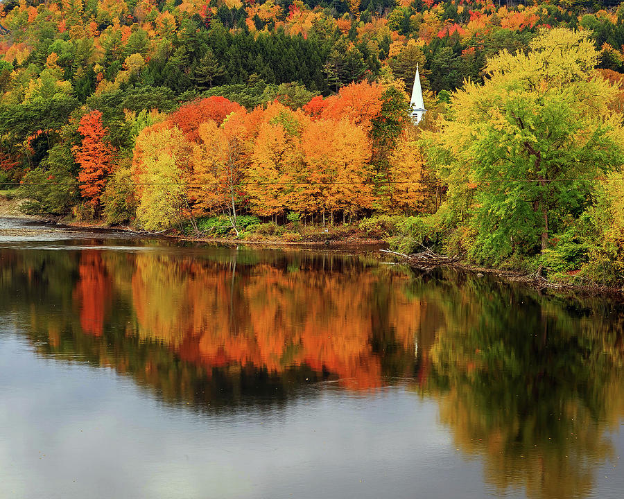 Wells River VT  by John Vose