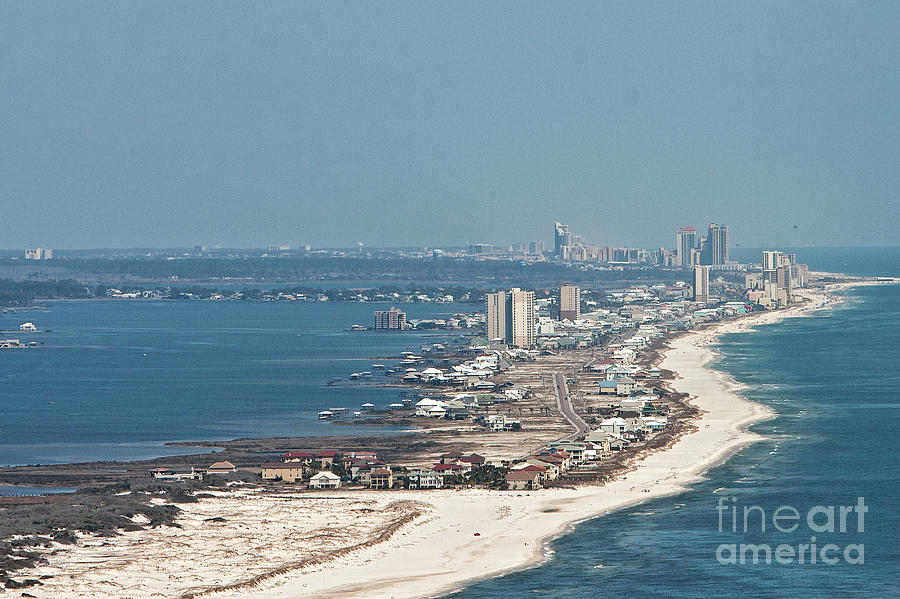West Beach-1 by Gulf Coast Aerials -