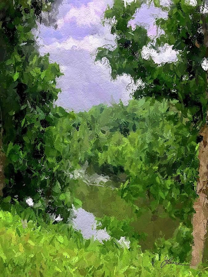 West Cornwell, Connecticut Painting