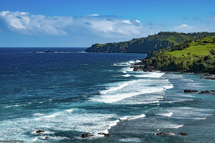 West Maui Coastline by Gaylon Yancy