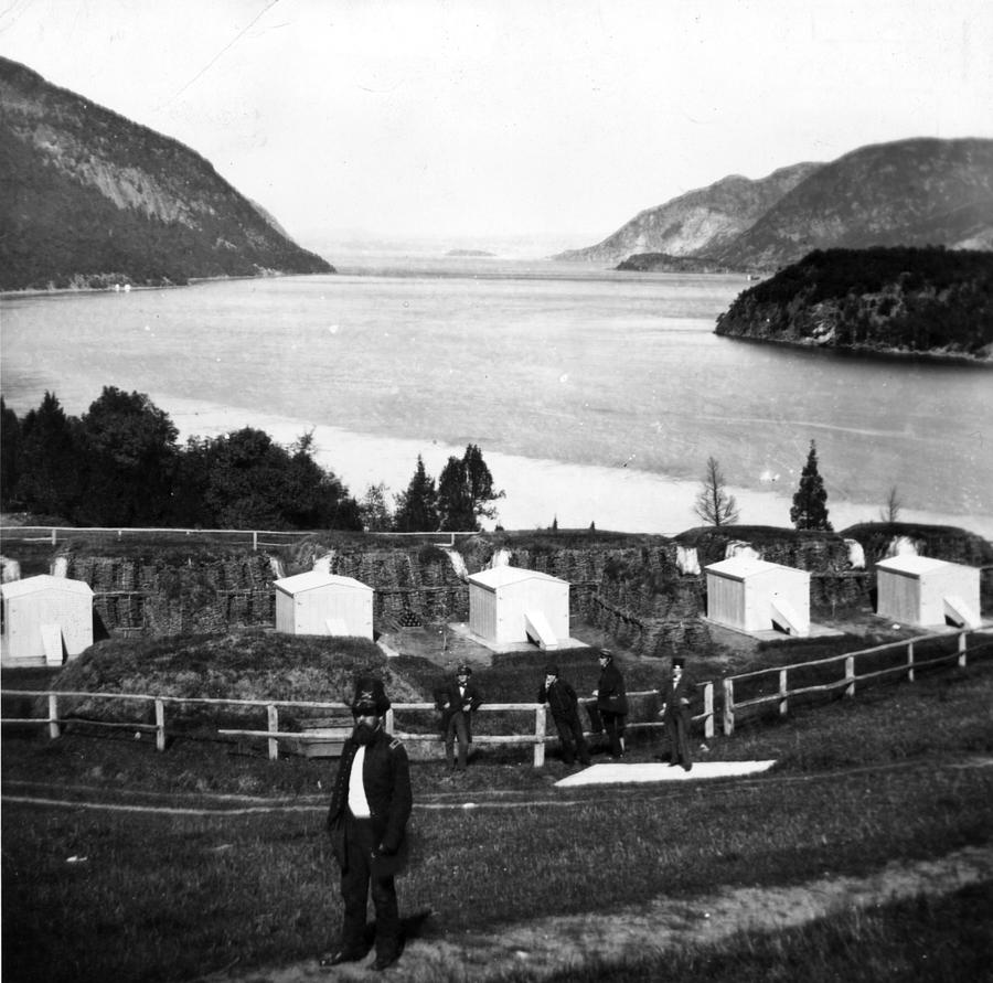 West Point Photograph by William England