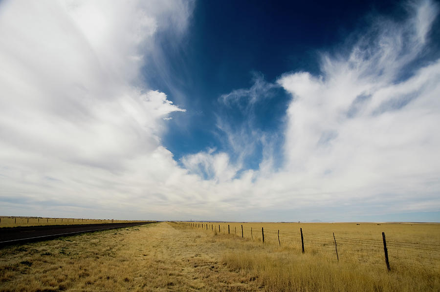 West Texas Grasslands United States Of Photograph by Tier Images