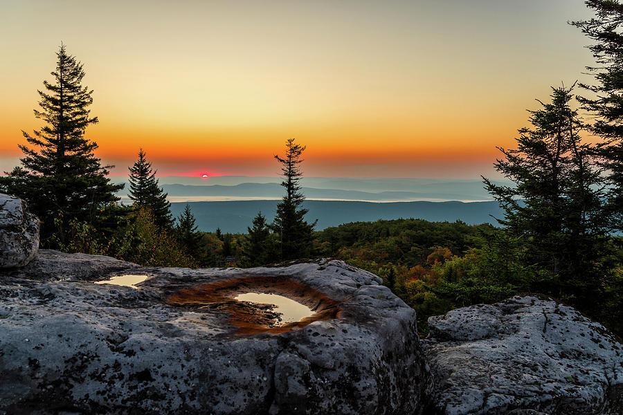 West Virginia Sunrise by Lori Coleman