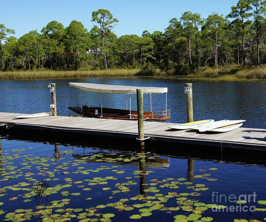 Western Lake Photograph - Western Lake by Megan Cohen