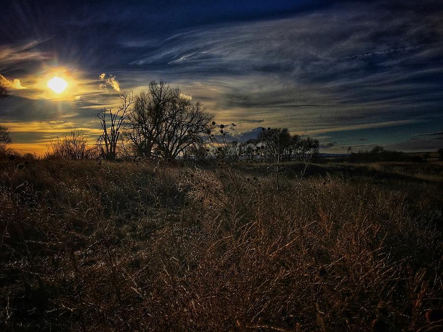 Western Nebraska Winter by Dan Miller