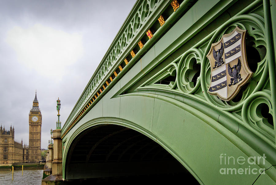 Westminster Bridge by Arnaldo Tarsetti