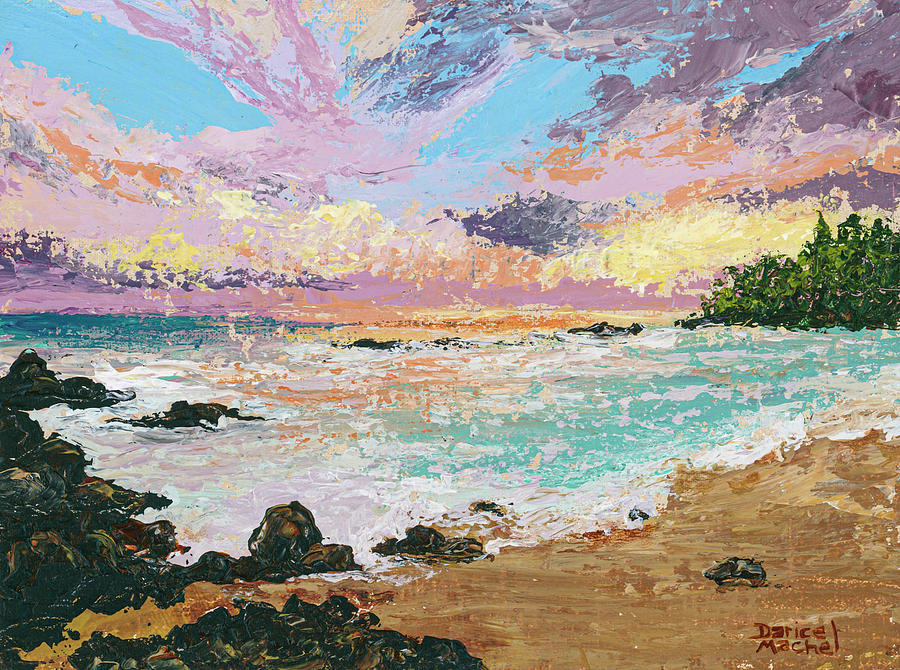 Westside Sunset by Darice Machel McGuire