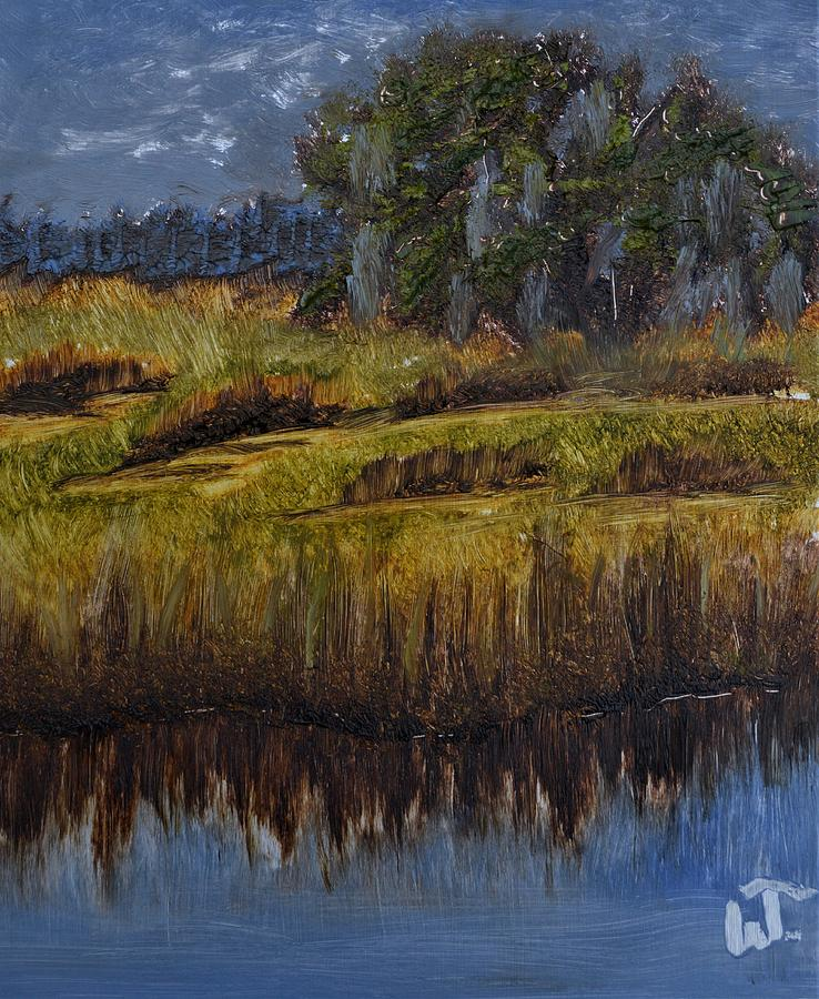 Wetland Distance by Warren Thompson