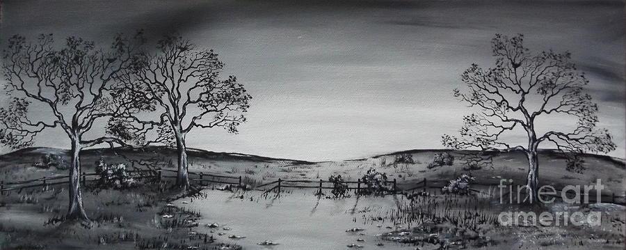 Wetlands Painting