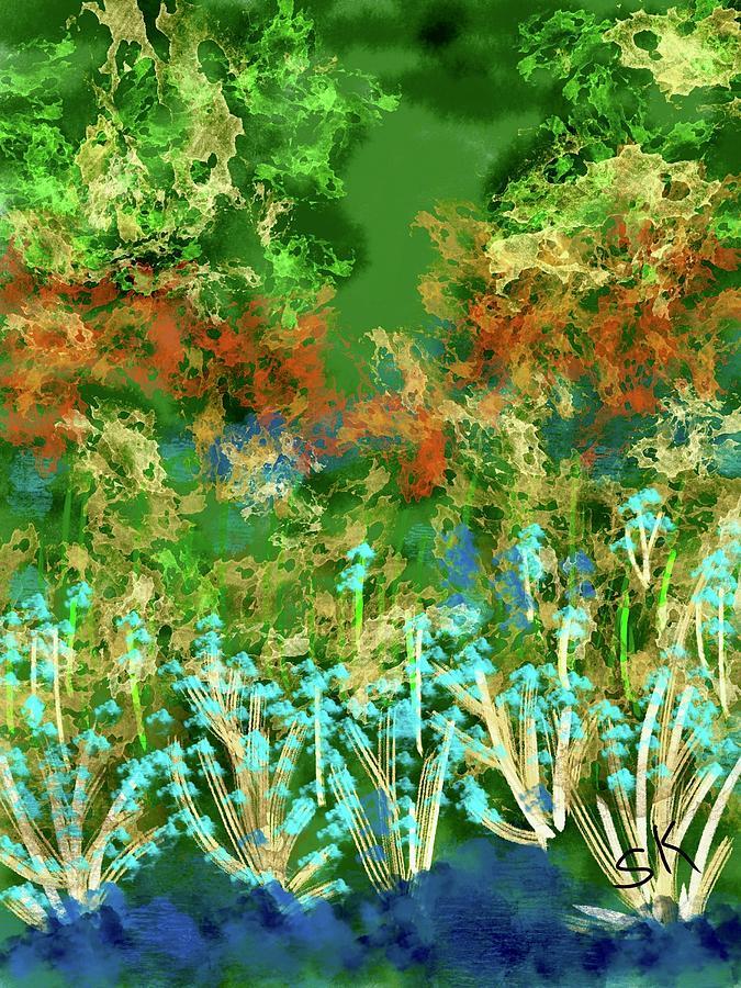 Wetlands by Sherry Killam