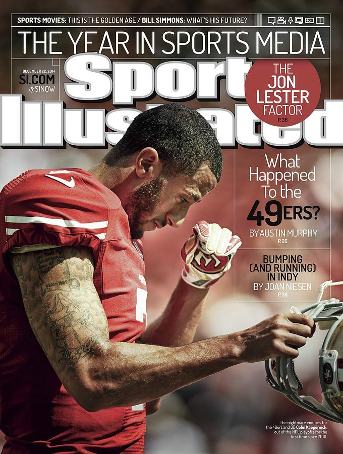 What Happened To The 49ers Sports Illustrated Cover Photograph by Sports Illustrated