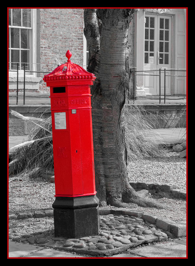 What is in the Mailbox? Part Deux by Chris Coffee