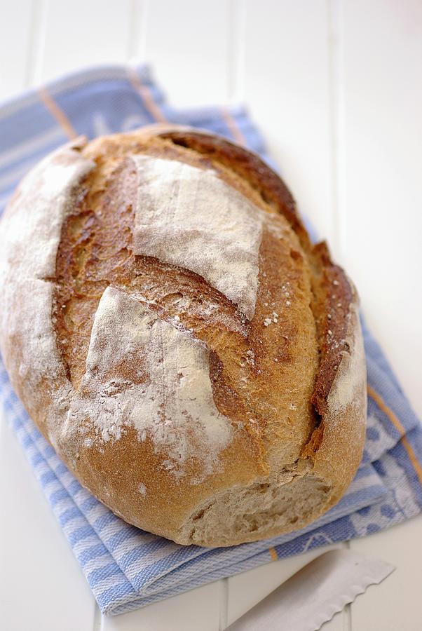 Wheat Bread Photograph by Photo By Thorsten Kraska