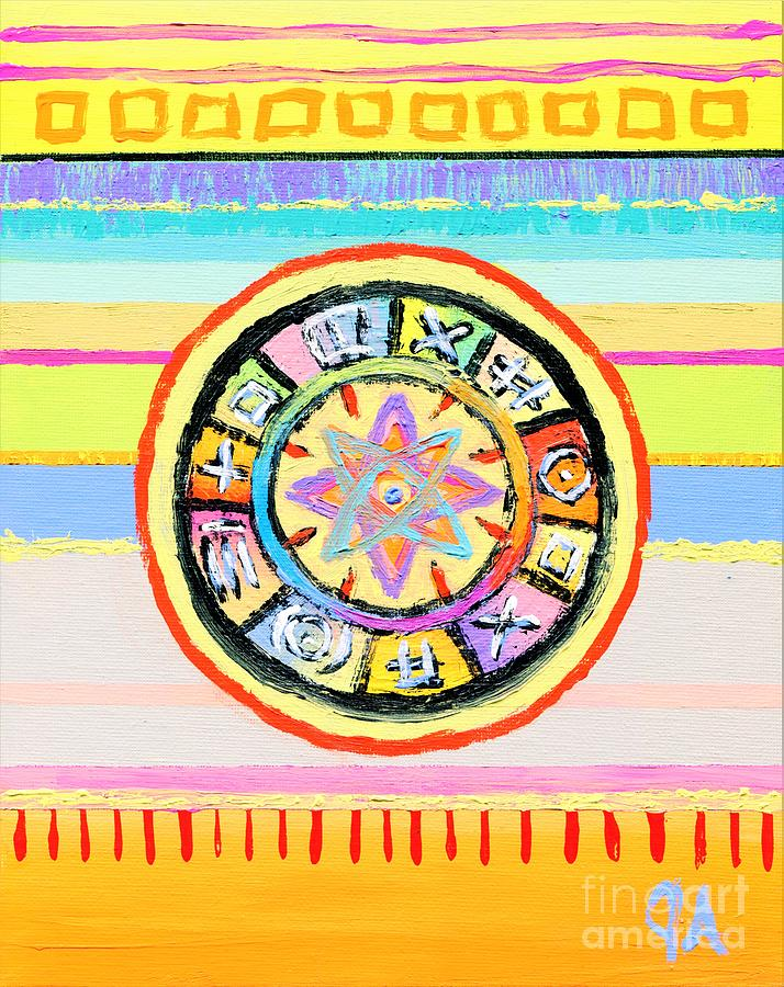 Wheel Of Babel by Jeremy Aiyadurai
