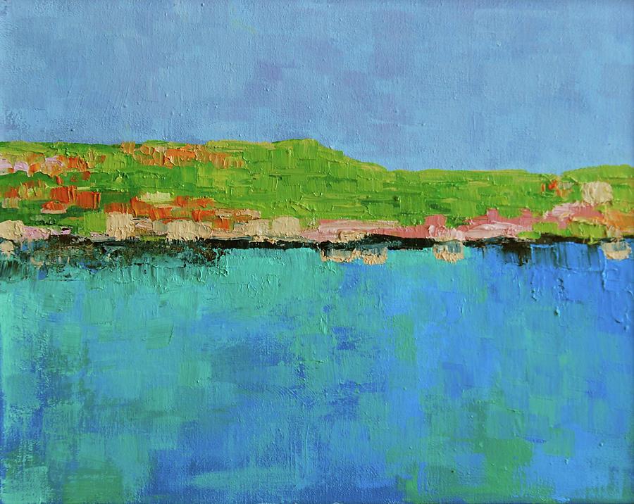 When the Coast is Clear by Brenda Leedy