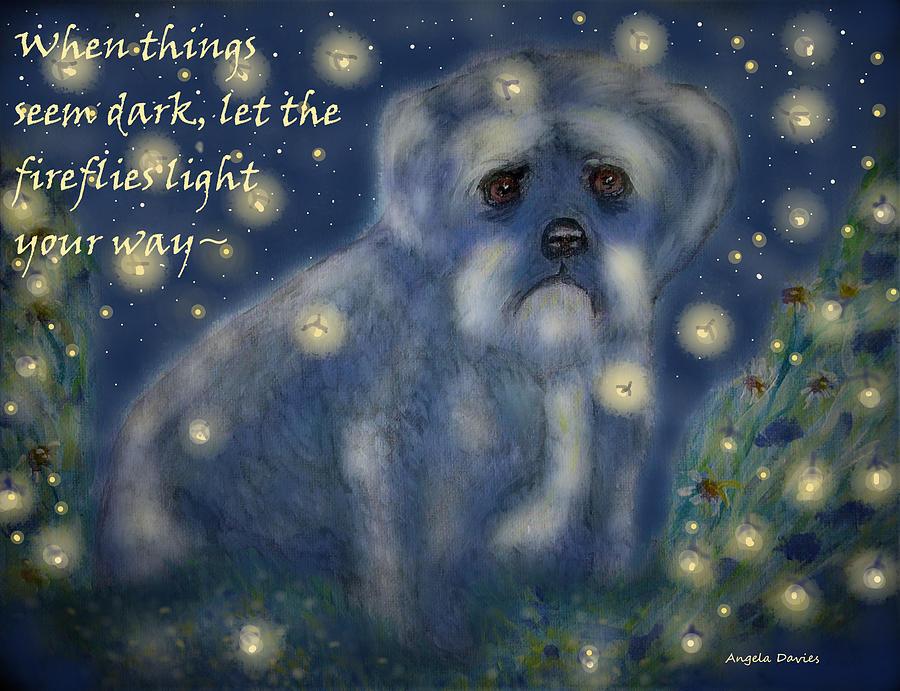 When Things Seem Dark by Angela Davies