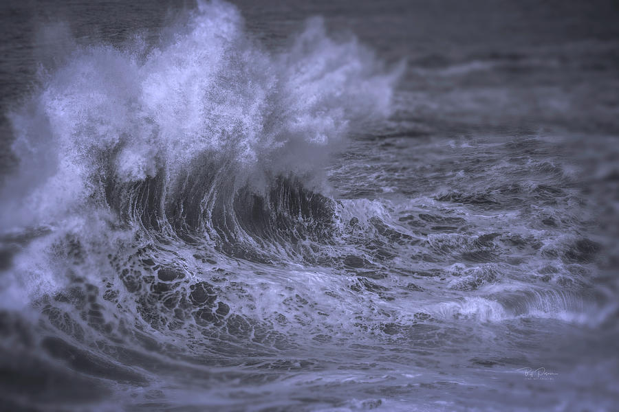 When waves Collide by Bill Posner