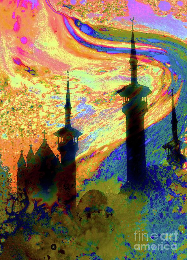 When Worlds Collide by Arthur Miller