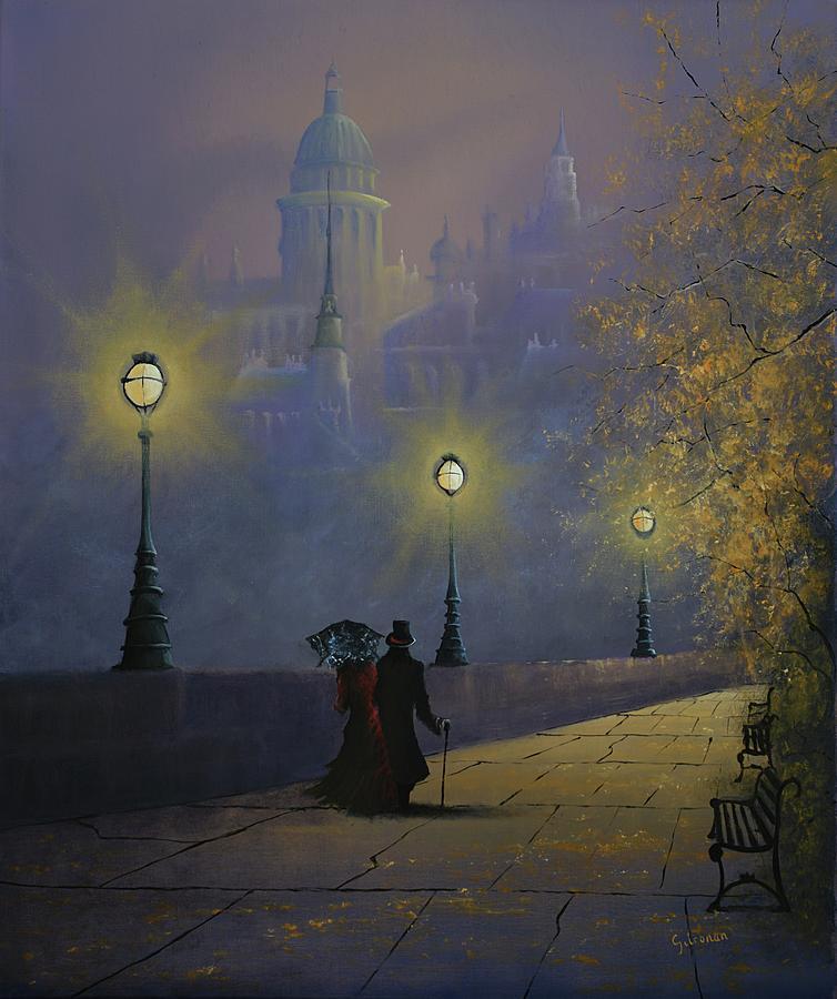 Where Shadows Walk by Joe Gilronan
