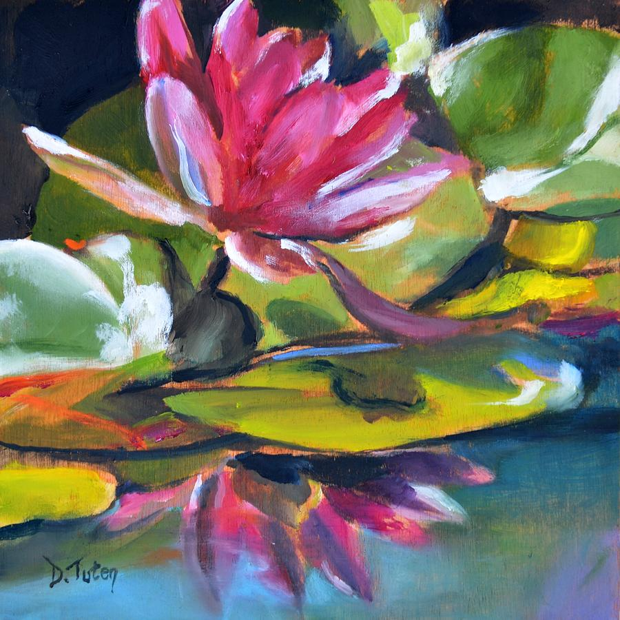 Where the Water Lilies Grow by Donna Tuten