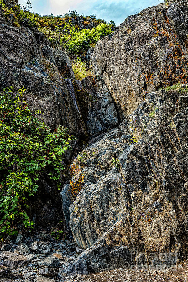 Where Water Once Flowed by Jon Burch Photography