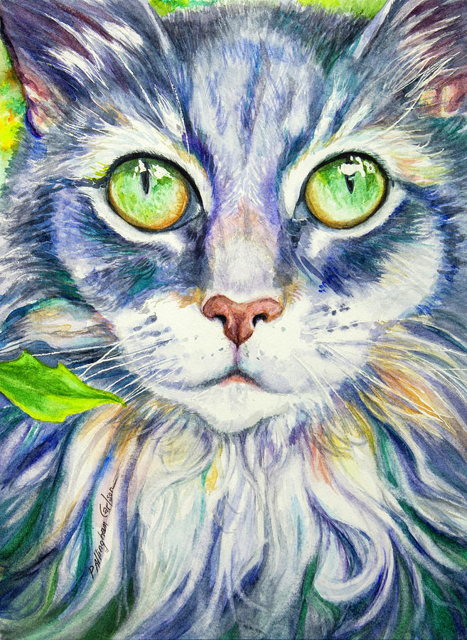 Whiskers by Patricia Allingham Carlson