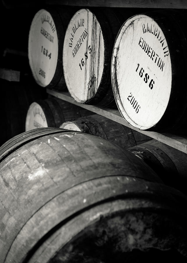 Whisky Distillery No1 Photograph