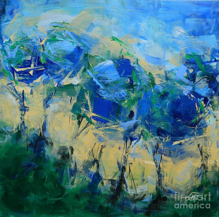 Whispering Wind II by Dan Campbell