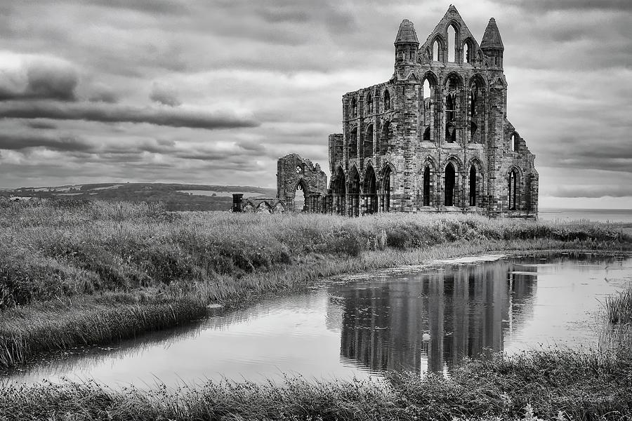 Whitby Abbey by James Lamb