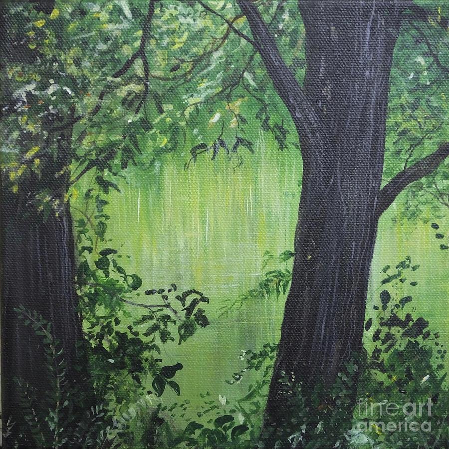 Whitby Woods by Lizi Beard-Ward