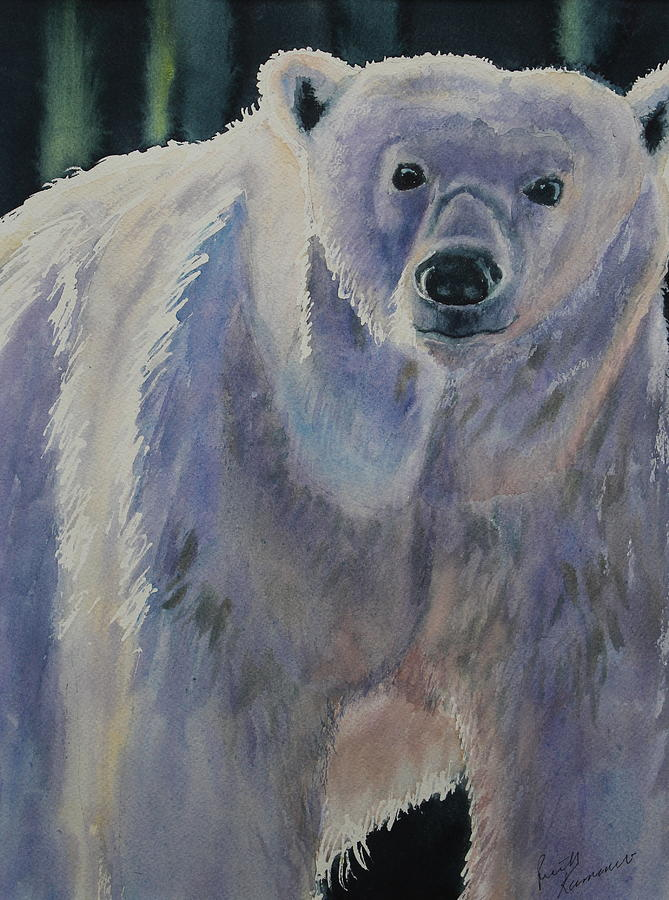 White Bear by Ruth Kamenev