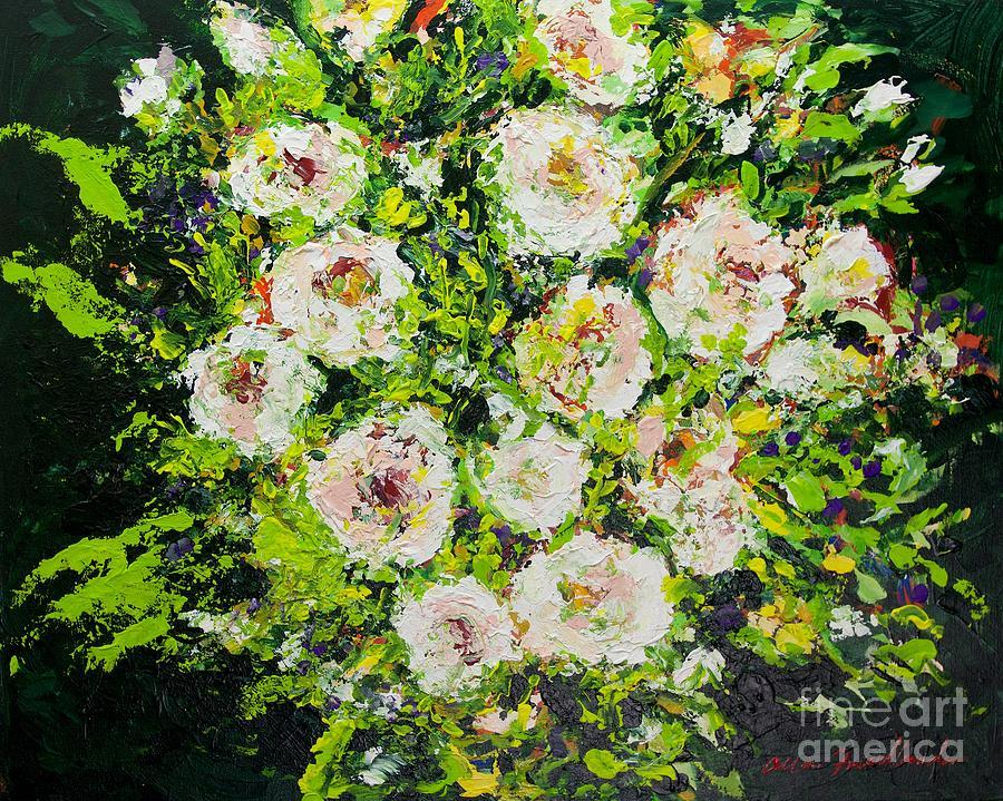 White Beauties Painting
