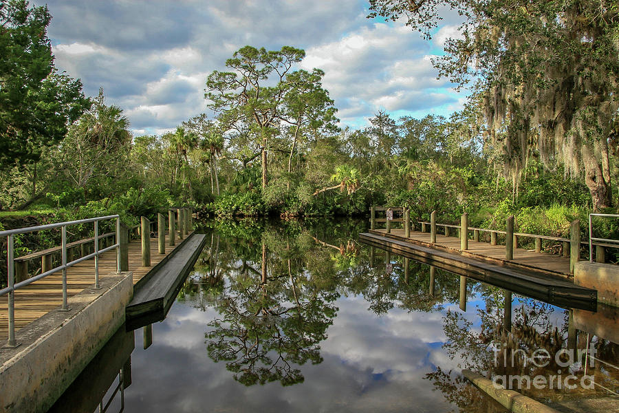 White City Boat Ramp by Tom Claud
