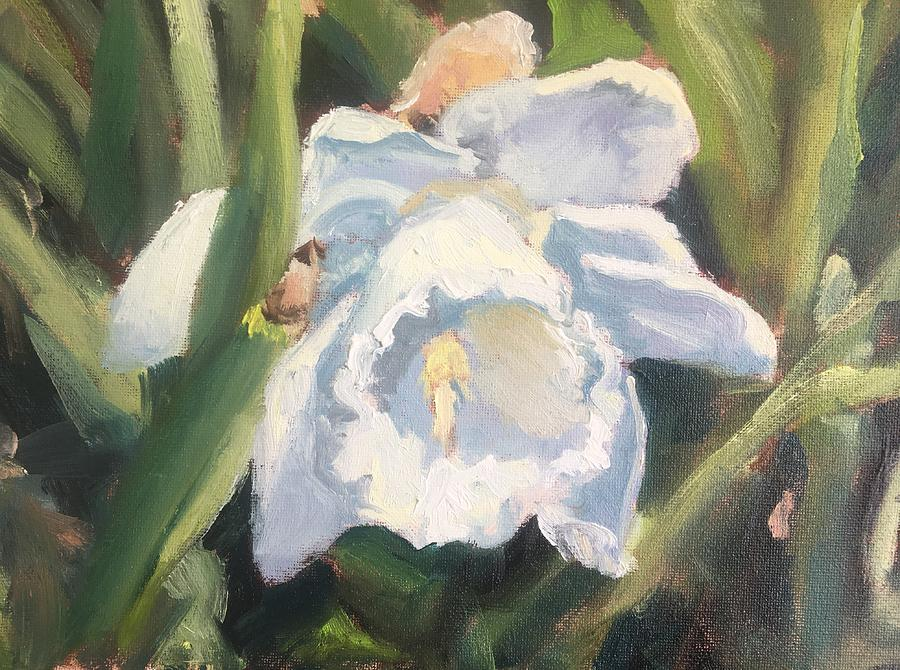 White Daffodil by Susan Elizabeth Jones