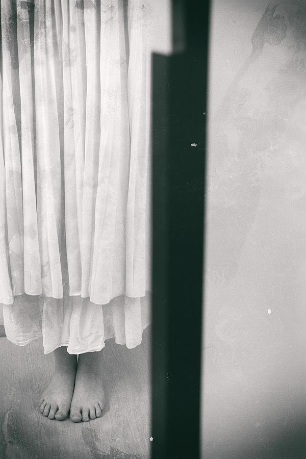 White dress #7727 by Andrey Godyaykin