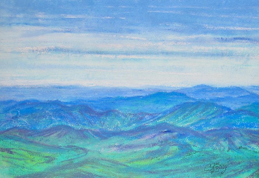 White Mountains by Christine Kfoury