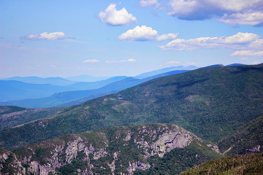 White Mountains New Hampshire  by Debra Forand
