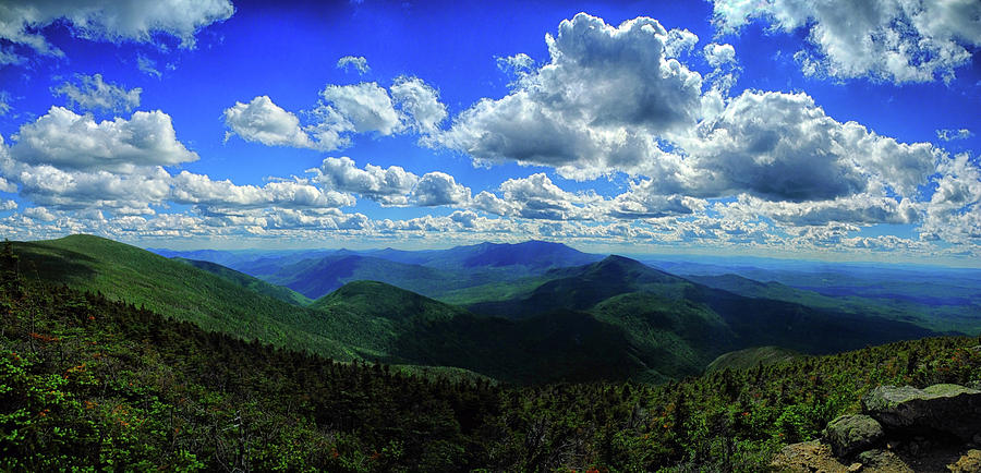White Mountains of The Appalachian Trail by Raymond Salani III