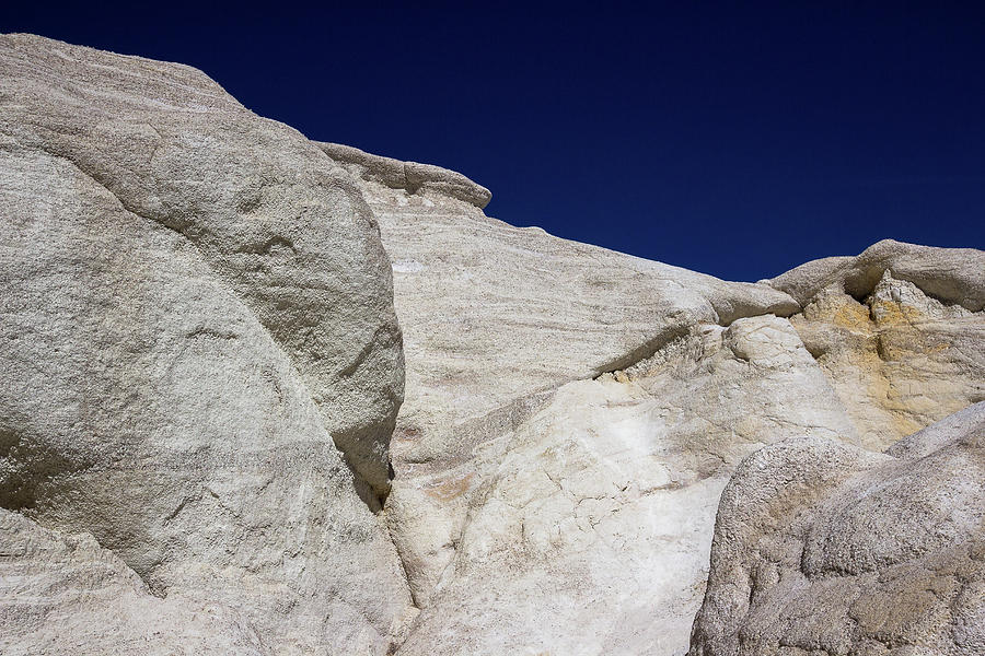 White Rocks, Blue Sky by Amy Sorvillo