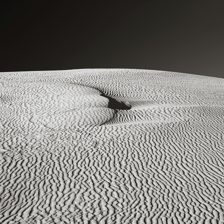 White Sands National Monument Photograph - White Sands by Candy Brenton