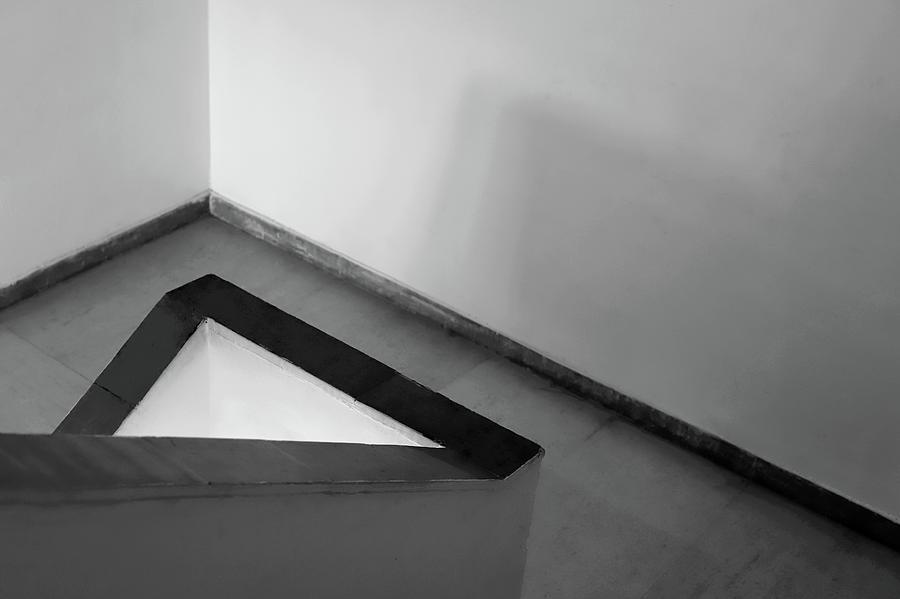 White Triangle by Prakash Ghai