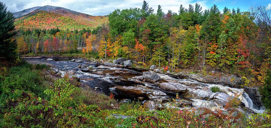 Whiteface Mountain Fall by Mark Papke