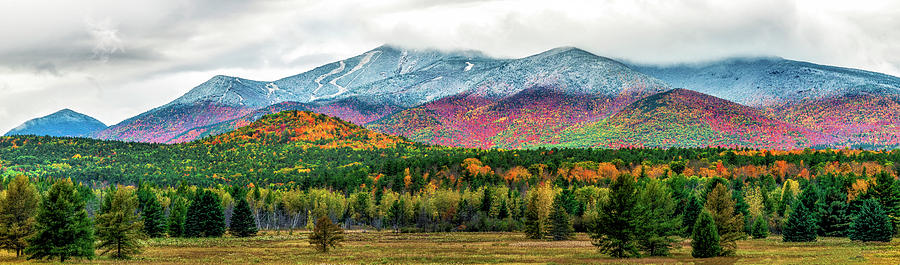 Whiteface Mountain Panorama by Mark Papke