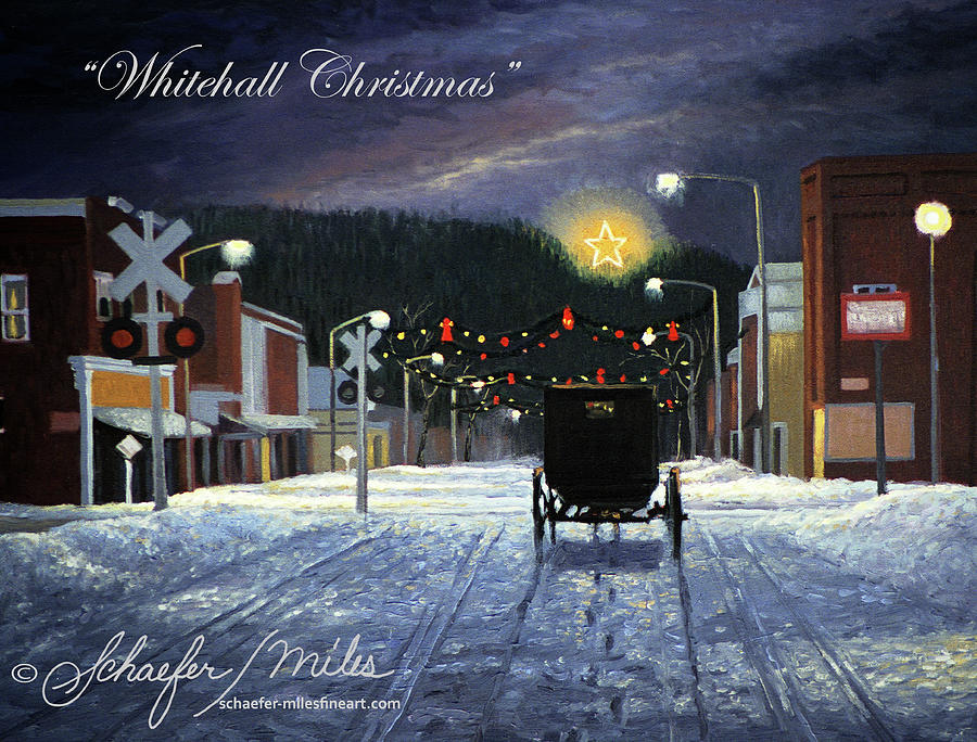 Whitehall Christmas by Kevin Wendy Schaefer Miles