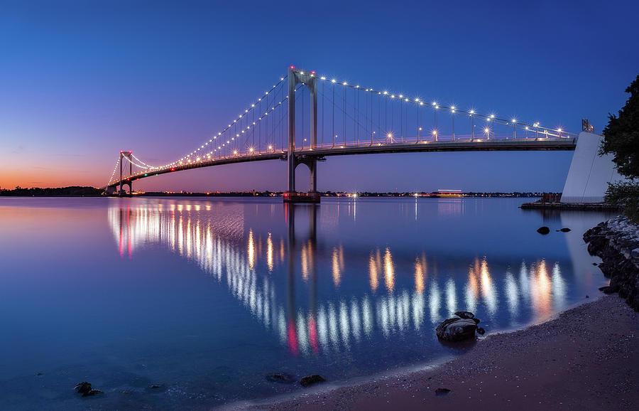 Whitestone Bridge  by John Randazzo