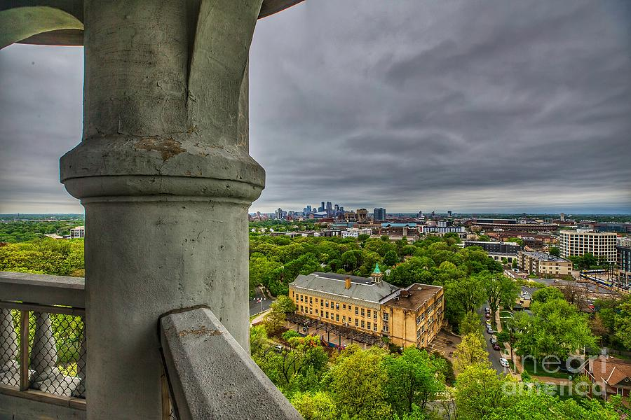 Wiches Tower View Photograph