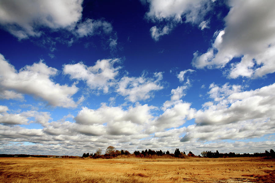 Wide Angle Sky And Clouds Photograph by Vanessa Van Ryzin, Mindful Motion Photography