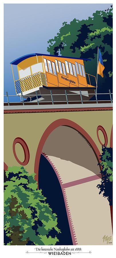 Wiesbaden Nerobergbahn by Matt Hood