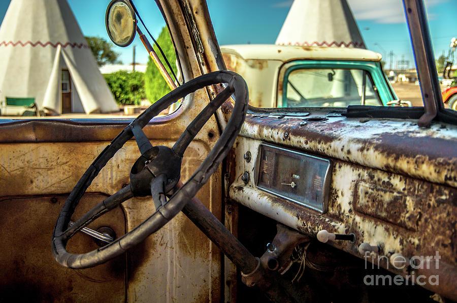 Wigwam Ford Dash by Stephen Whalen