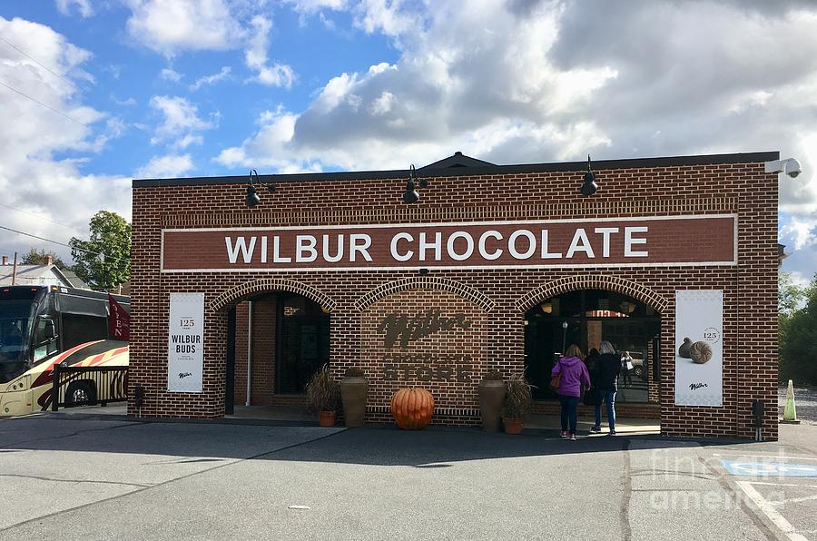 Wilbur Chocolate by Eunice Warfel